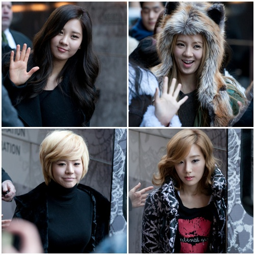 Aura SNSD Girls Generation Bagai Bintang Hollywood