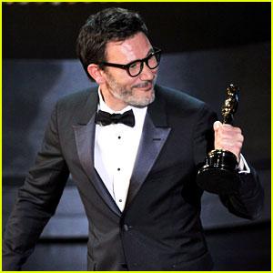 Gambar Michel Hazanavicius Best Director