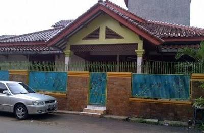 Rumah Darin Mumtazah Kini