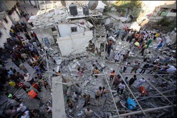 Gaza Terkini1